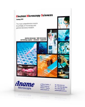 Consumibles y accesorios microscopia electronica