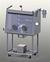 TurboMetalizador y Turboevaporador de carbon Quorum Q150GB